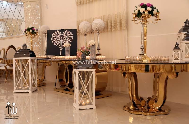 shamsolemareh weddinghall 10 - تالارپذیرایی شمس العماره