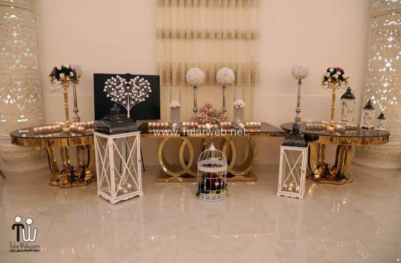 shamsolemareh weddinghall 11 - تالارپذیرایی شمس العماره