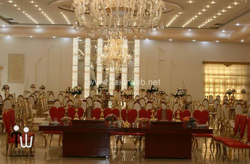 shamsolemareh weddinghall 13 - تالارپذیرایی شمس العماره