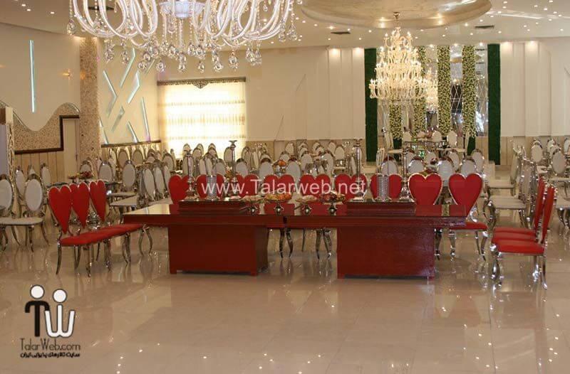 shamsolemareh weddinghall 14 - تالارپذیرایی شمس العماره