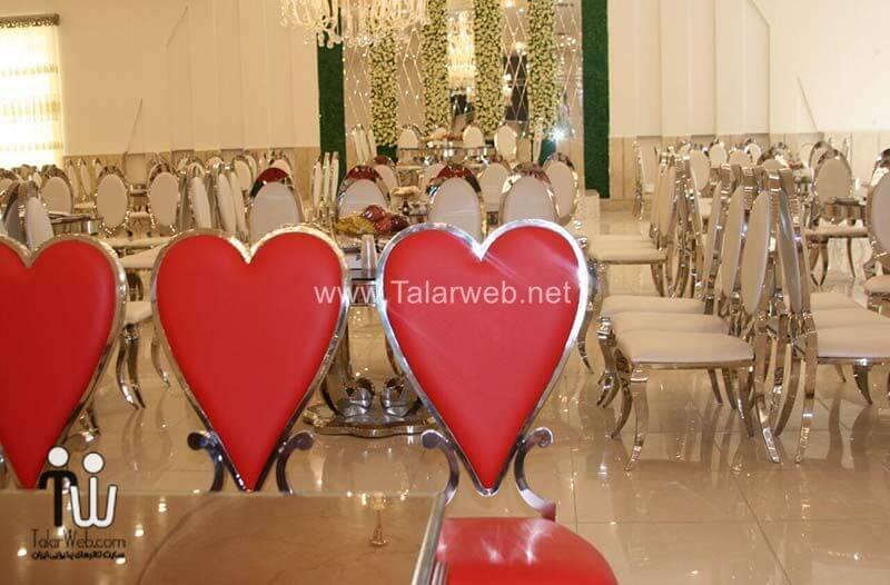 shamsolemareh weddinghall 15 - تالارپذیرایی شمس العماره