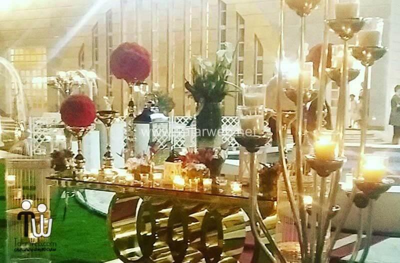 shamsolemareh weddinghall 16 - تالارپذیرایی شمس العماره