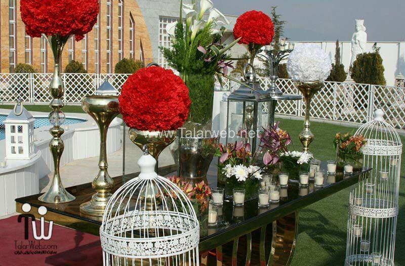shamsolemareh weddinghall 17 - تالارپذیرایی شمس العماره