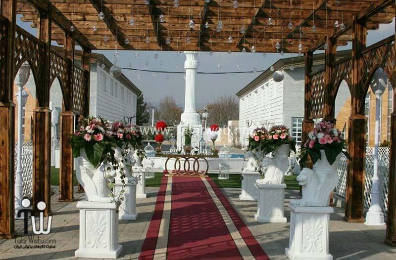 shamsolemareh weddinghall 18 - تالارپذیرایی شمس العماره