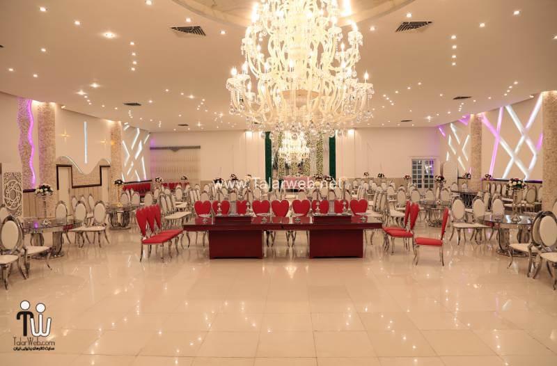 shamsolemareh weddinghall 2 - تالارپذیرایی شمس العماره