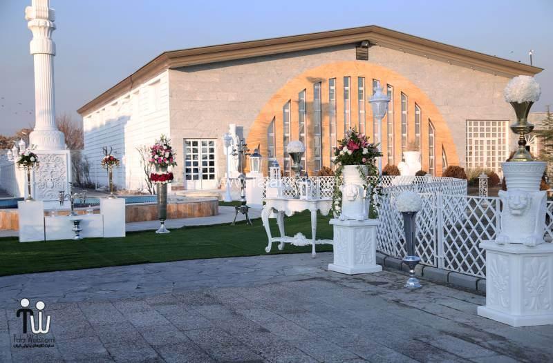 shamsolemareh weddinghall 20 - تالارپذیرایی شمس العماره