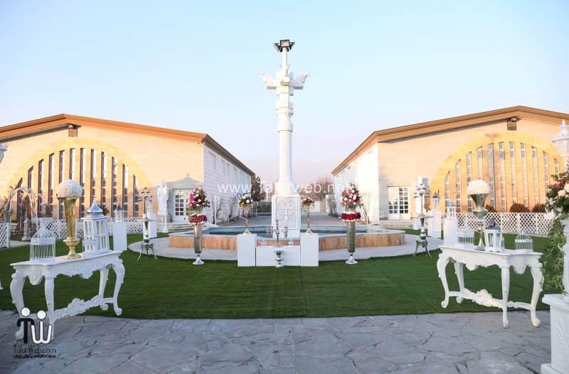 shamsolemareh weddinghall 21 - تالارپذیرایی شمس العماره