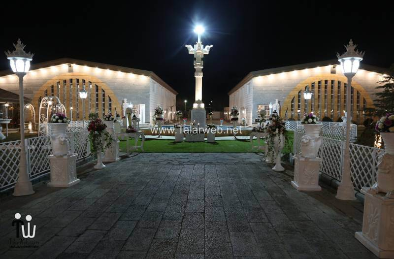 shamsolemareh weddinghall 22 - تالارپذیرایی شمس العماره