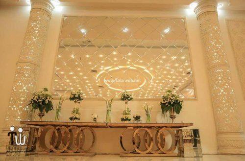 shamsolemareh weddinghall 24 500x329 - تالارپذیرایی شمس العماره