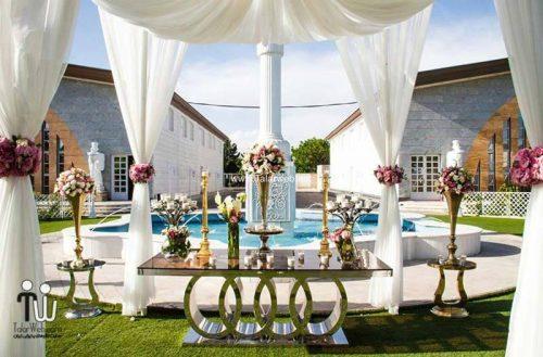 shamsolemareh weddinghall 27 500x329 - باغ تالارهای عزتی