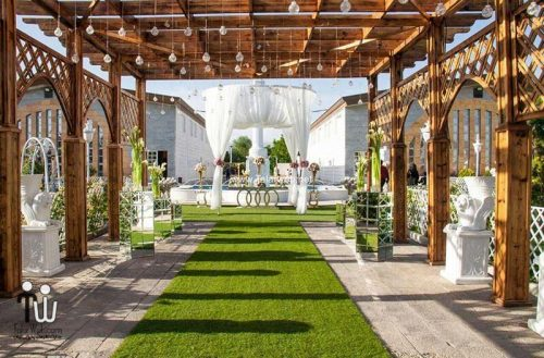 shamsolemareh weddinghall 29 500x329 - باغ تالارهای عزتی