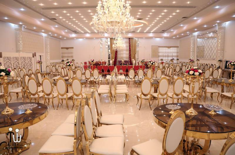 shamsolemareh weddinghall 3 - تالارپذیرایی شمس العماره