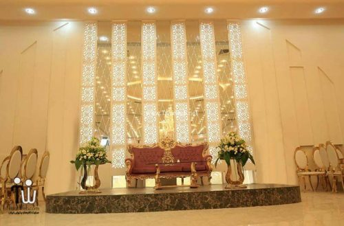 shamsolemareh weddinghall 31 500x329 - تالارپذیرایی شمس العماره