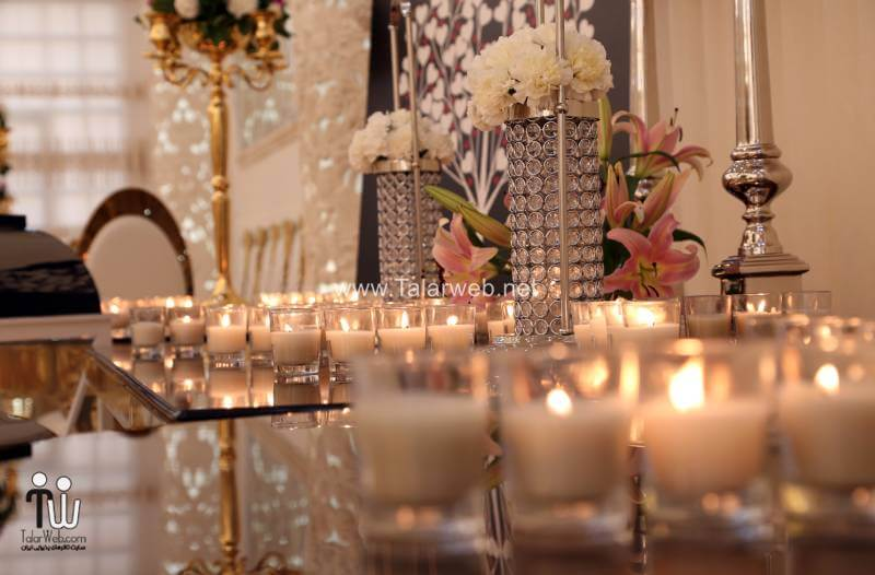 shamsolemareh weddinghall 5 - تالارپذیرایی شمس العماره