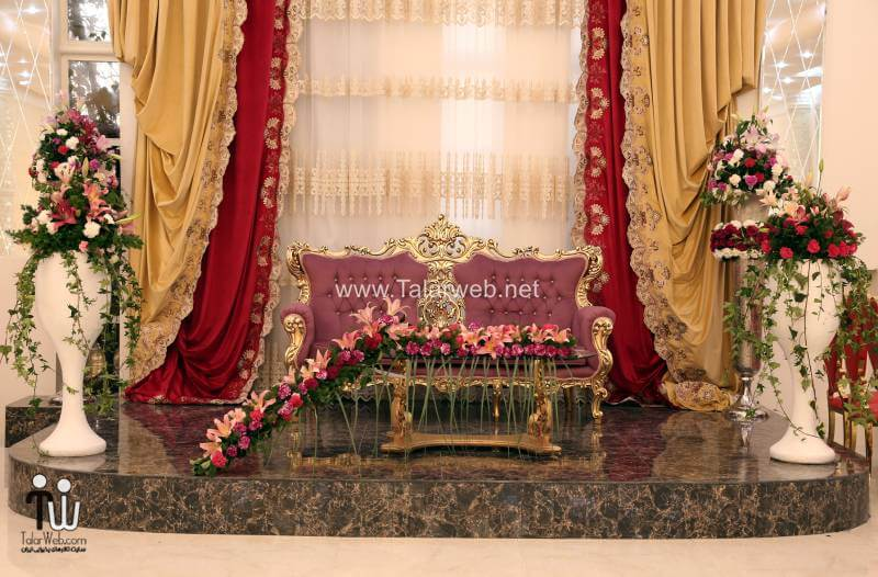 shamsolemareh weddinghall 6 - باغ تالارهای عزتی