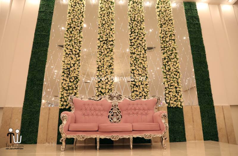 shamsolemareh weddinghall 8 - باغ تالارهای عزتی