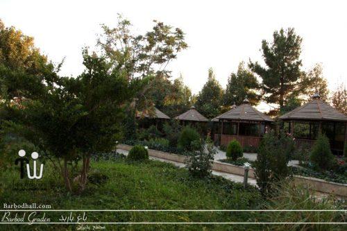 barbodhall 14 500x333 - تالارپذیرایی و باغ باربد