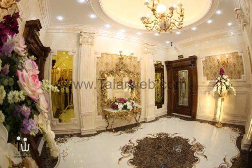 talar ghaem tehran 38 500x333 - تالار پذیرایی قائم
