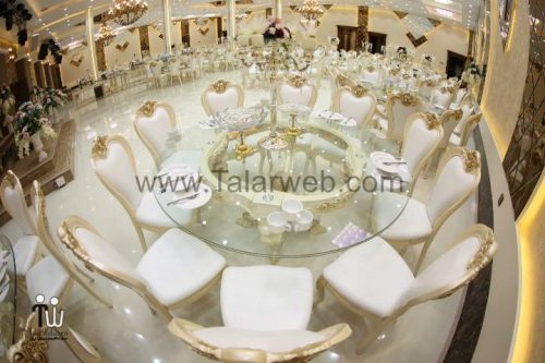 talar ghaem tehran 4 500x333 - تالار پذیرایی قائم