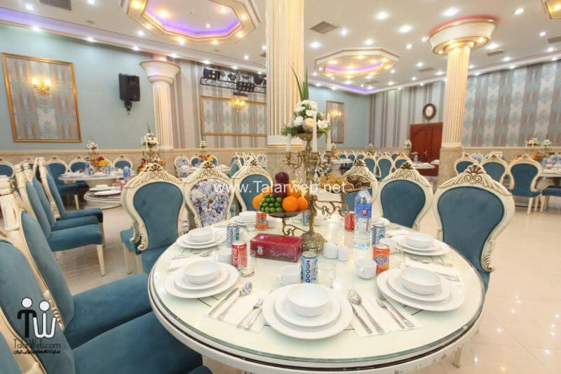ghasregohar wedding hall 1 - تالار پذیرایی قصر گوهر