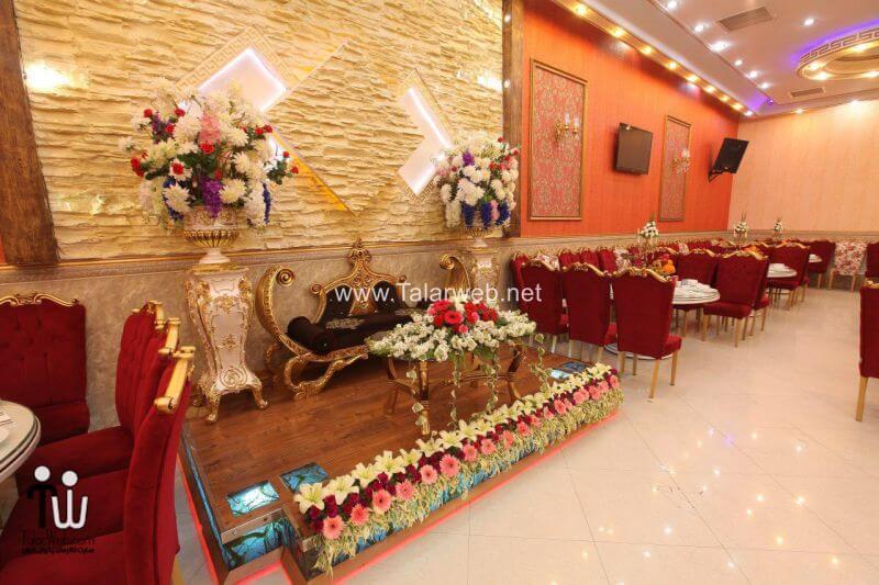 ghasregohar wedding hall 10 - تالار پذیرایی قصر گوهر