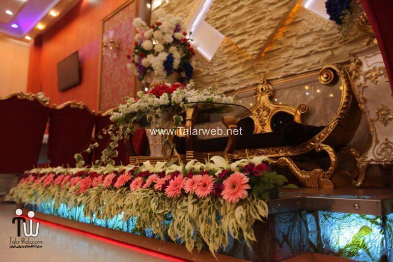 ghasregohar wedding hall 11 - تالار پذیرایی قصر گوهر