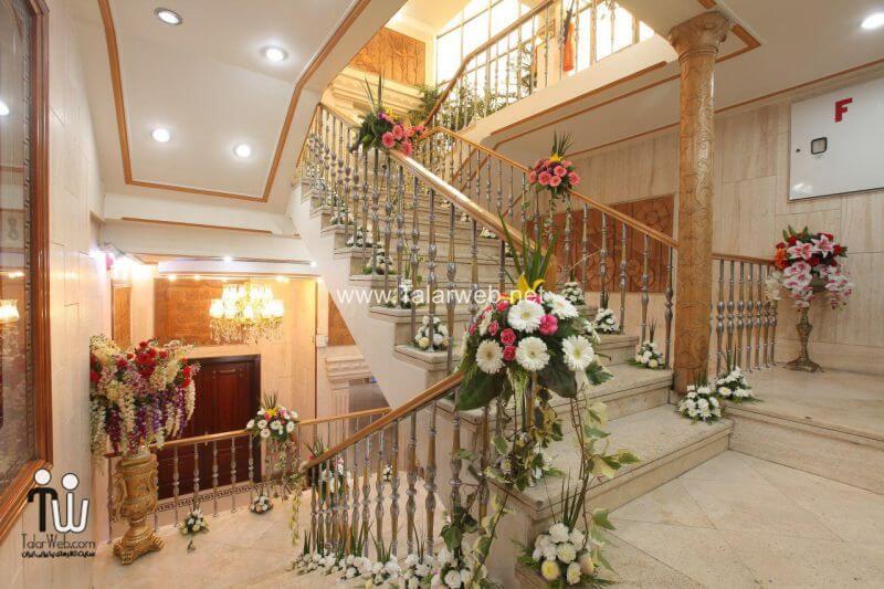 ghasregohar wedding hall 12 - تالار پذیرایی قصر گوهر