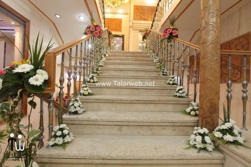 ghasregohar wedding hall 13 - تالار پذیرایی قصر گوهر