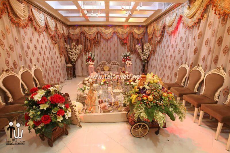 ghasregohar wedding hall 15 - تالار پذیرایی قصر گوهر