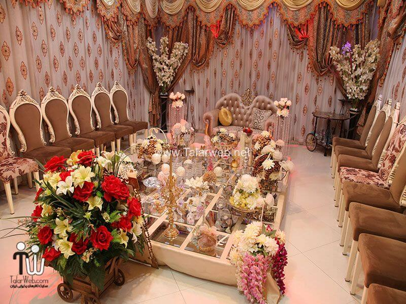 ghasregohar wedding hall 16 - تالار پذیرایی قصر گوهر