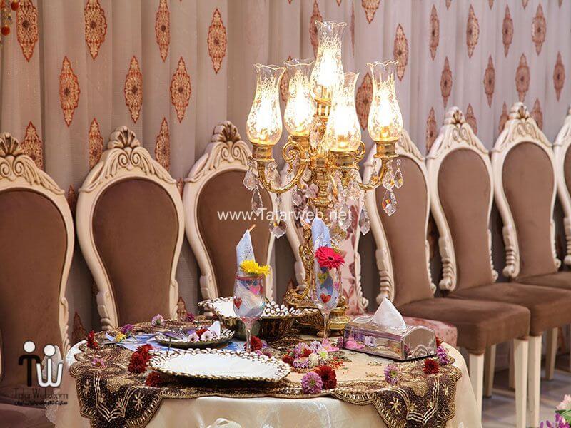 ghasregohar wedding hall 17 - تالار پذیرایی قصر گوهر