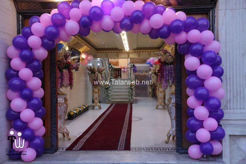 ghasregohar wedding hall 19 - تالار پذیرایی قصر گوهر