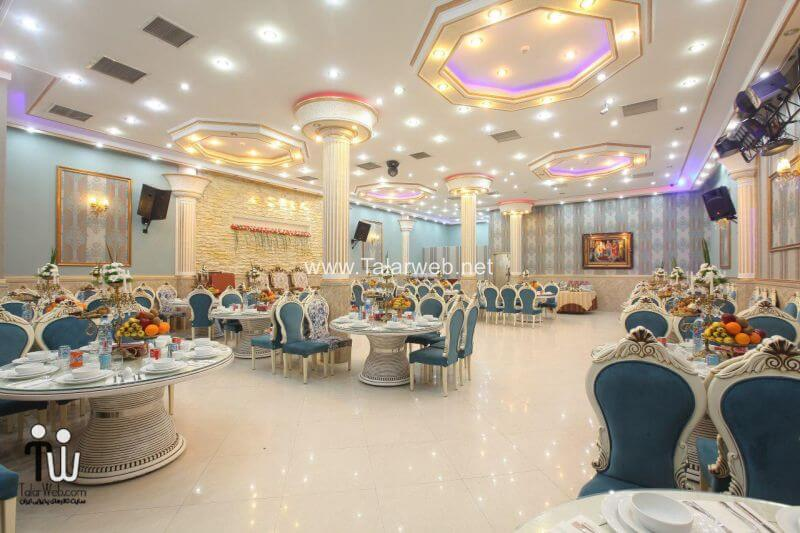 ghasregohar wedding hall 2 - تالار پذیرایی قصر گوهر