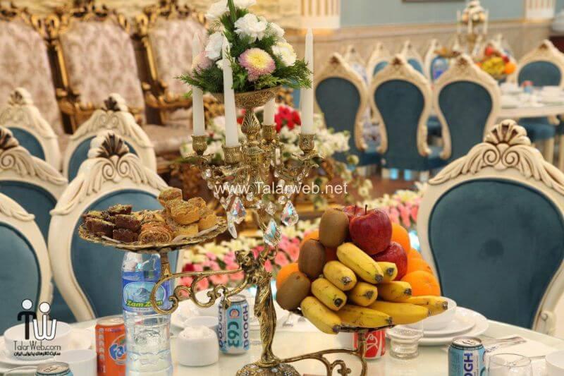 ghasregohar wedding hall 3 - تالار پذیرایی قصر گوهر