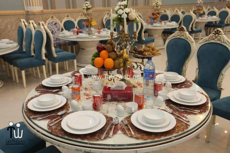ghasregohar wedding hall 4 - تالار پذیرایی قصر گوهر