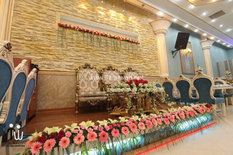 ghasregohar wedding hall 5 - تالار پذیرایی قصر گوهر