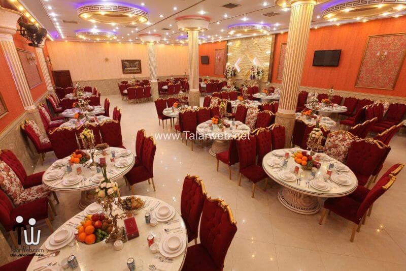 ghasregohar wedding hall 6 - تالار پذیرایی قصر گوهر