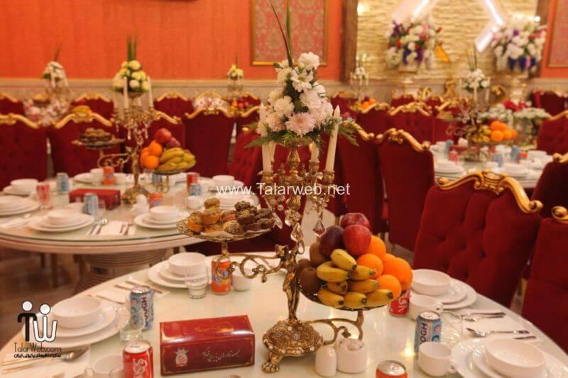 ghasregohar wedding hall 7 - تالار پذیرایی قصر گوهر