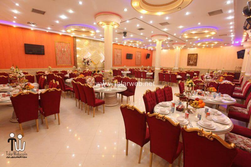 ghasregohar wedding hall 8 - تالار پذیرایی قصر گوهر