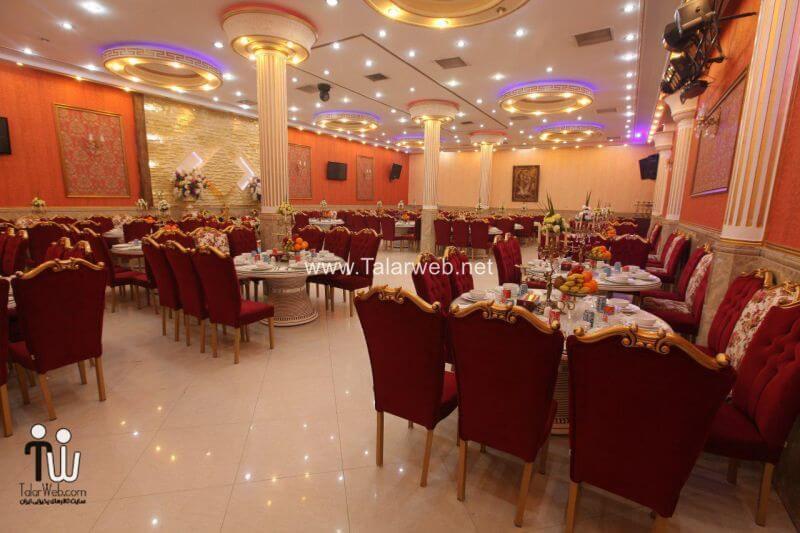 ghasregohar wedding hall 9 - تالار پذیرایی قصر گوهر