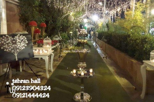 bagh talar tehran 31 500x333 - باغ تالار تهران