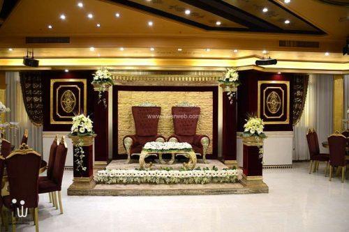 talar pardis weddinghall 10 500x333 - تالار پذیرایی پردیس