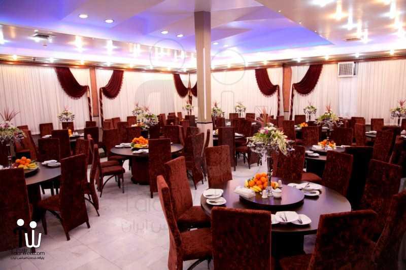 تالارپذیرایی قصرپارسیان ، سالن عروسی قصر پارسیان