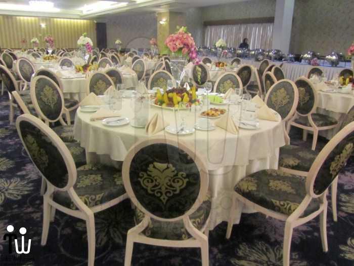 تالارپذیرایی اسپیناس، سالن عروسی اسپیناس