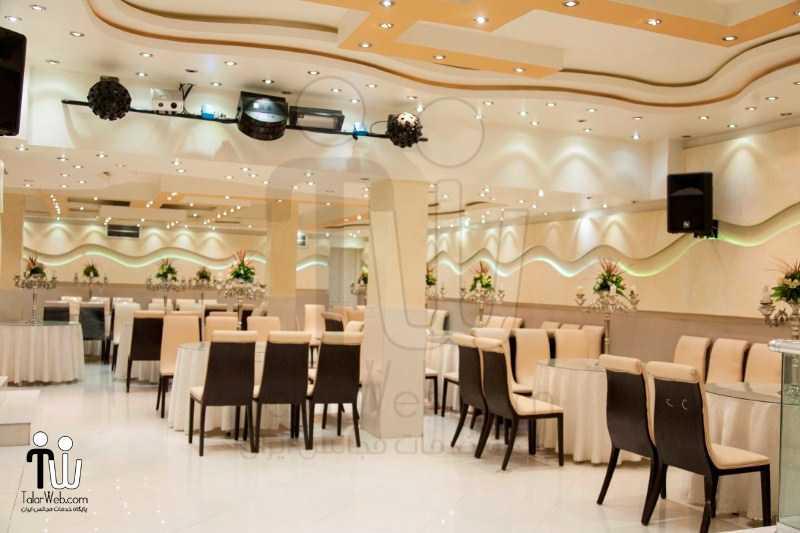 تالارپذیرایی قصر سفید پاسداران، سالن عروسی قصر سفید پاسداران