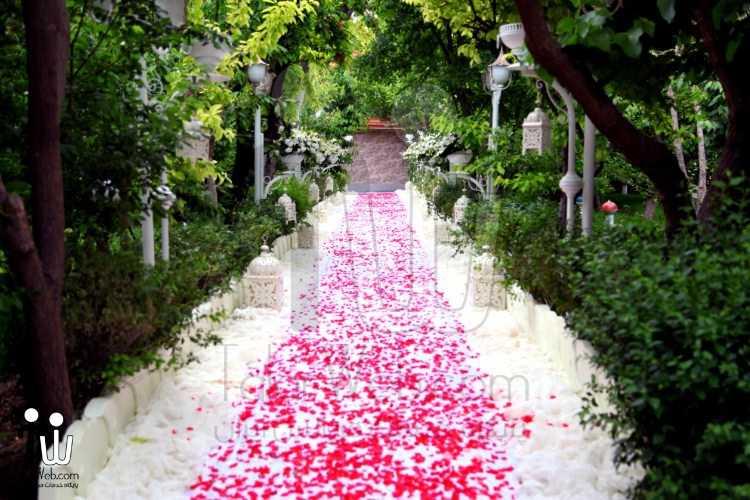 تالارپذیرایی باغ مهران، سالن عروسی باغ مهران