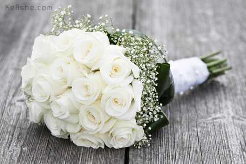 چگونه دسته گل عروسی را خشک کنیم؟