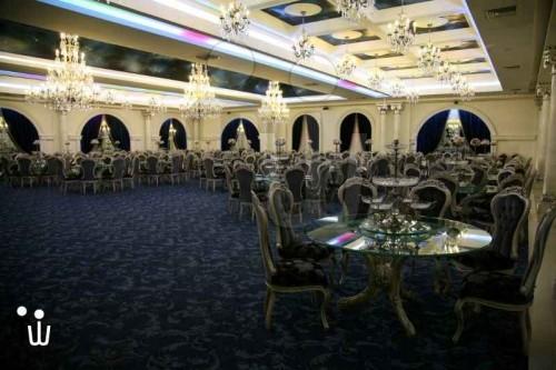 Lebina wedding hall 01 500x333 - تالار پذیرایی لبینا