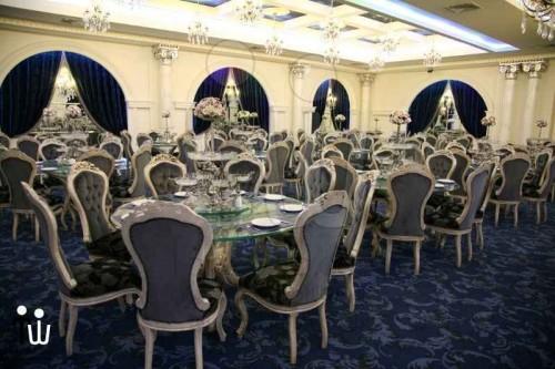 Lebina wedding hall 04 500x333 - تالار پذیرایی لبینا