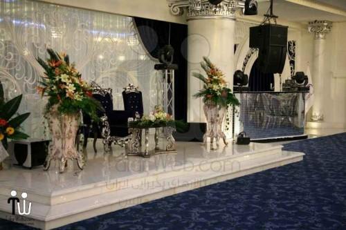 Lebina wedding hall 05 500x333 - تالار پذیرایی لبینا
